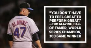 Glavine share graphic